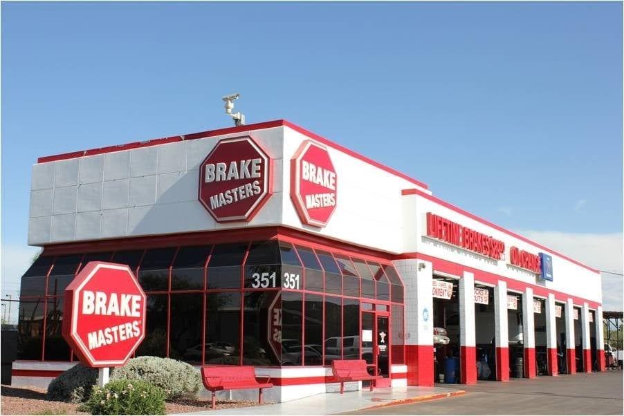 Brake Masters 2